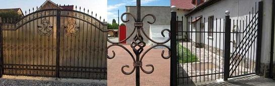 Porţi, uşi, grilaje, balustrade | Ariadne Impex SRL, Sf. Gheorghe, Covasna